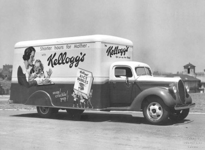 Kellogg's supply chain management