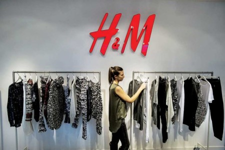 H&M retail inventory