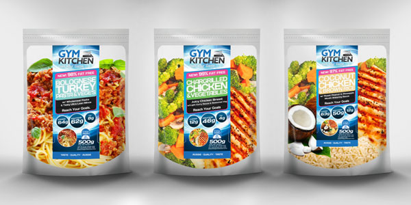 The Gym Kitchen Products