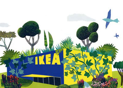 IKEA Inventory Management - sustainable products