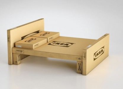 IKEA Inventory Management - Flat Packaging