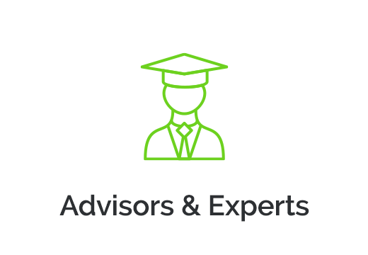 Advisors & Experts