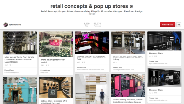 pop up stores design examples