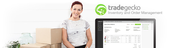 tradegecko for e-commerce with pop up stores