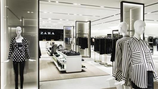 Zara's supply chain