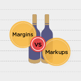 Are you confusing markups and margins