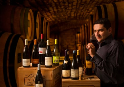 french cellar wine inventory