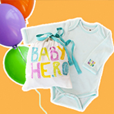 Baby Hero – ethical at every step of their production chain