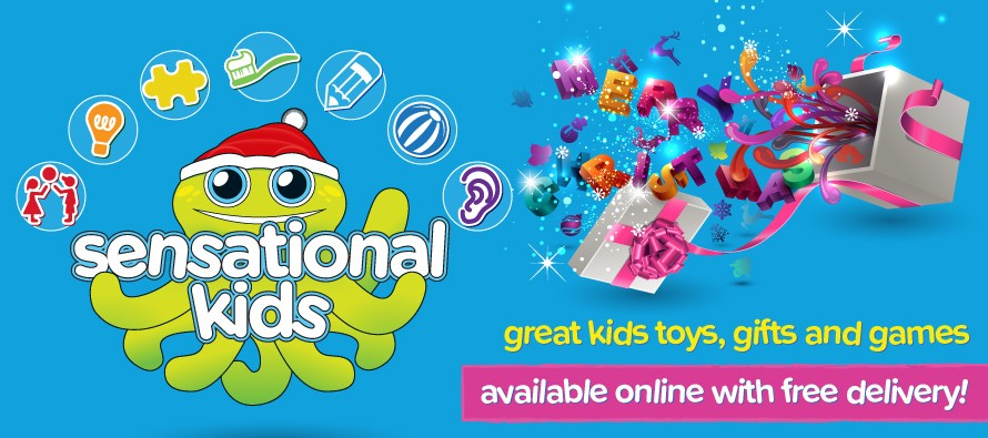 Sensational Kids toys, games, gifts