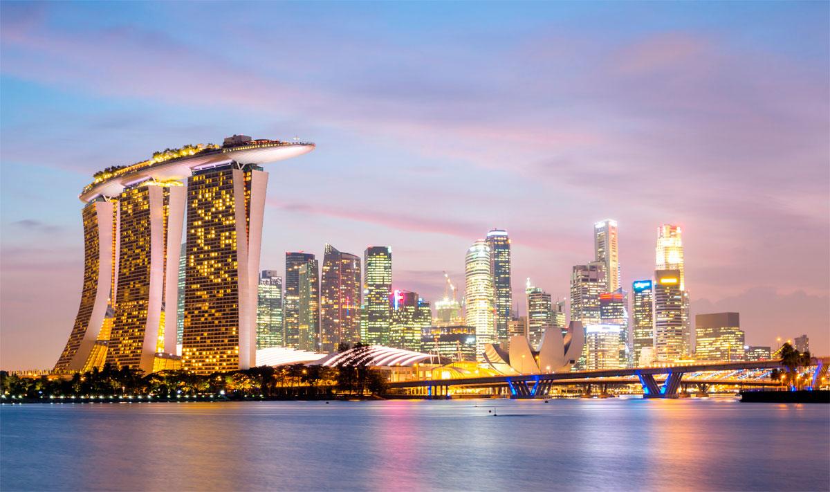 TradeGecko Singapore