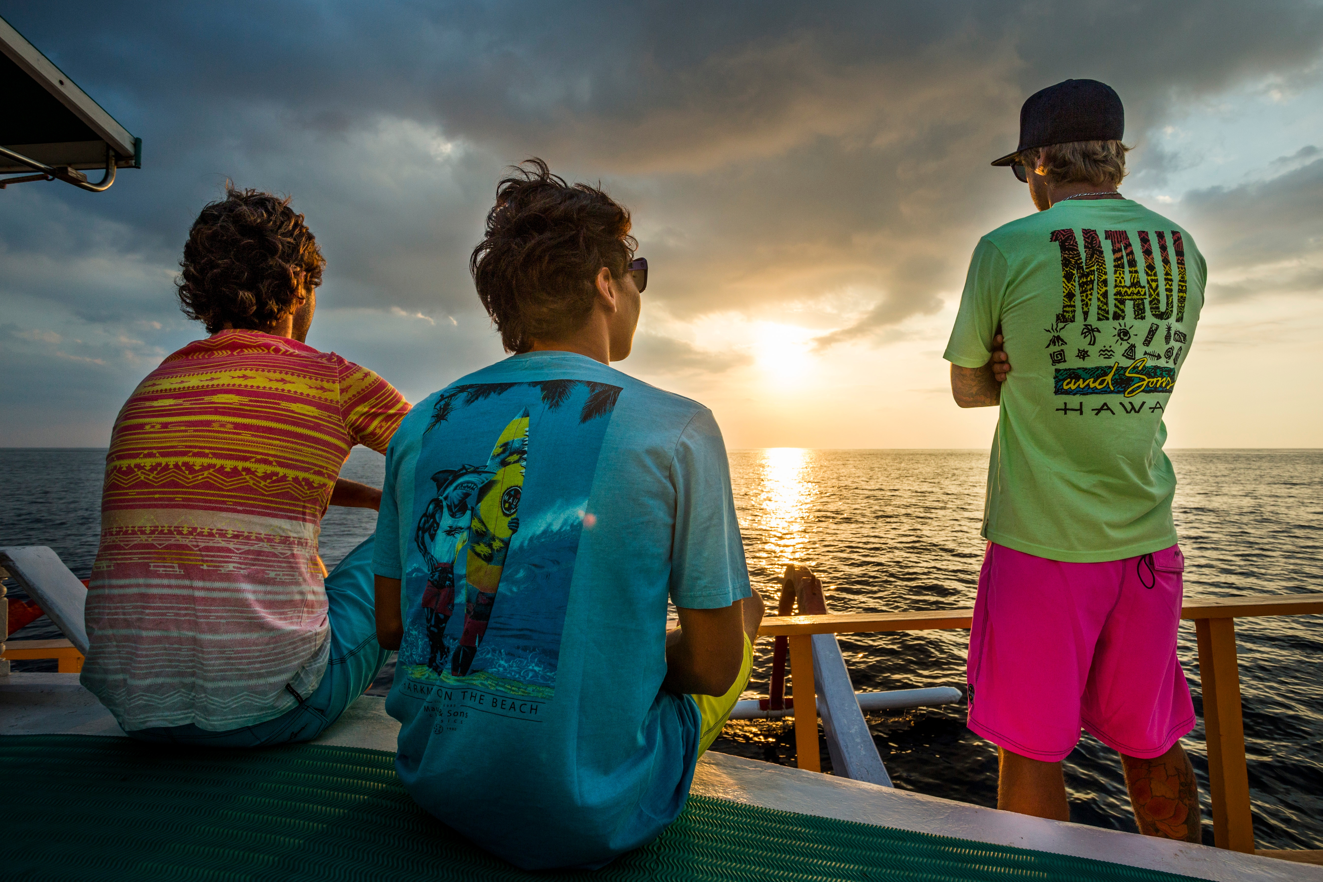 Maui and Sons Europe