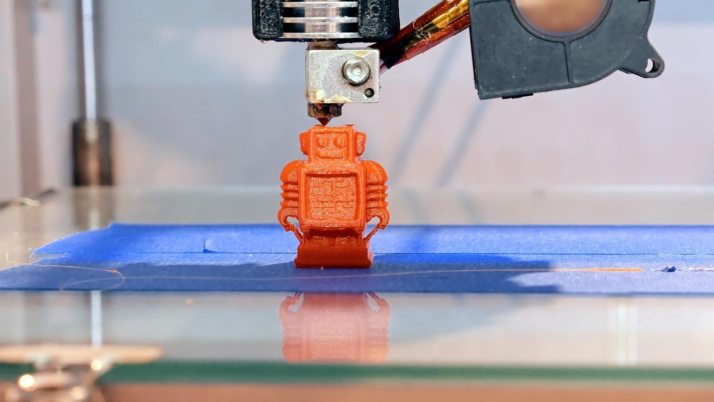 3D printing prototype toy