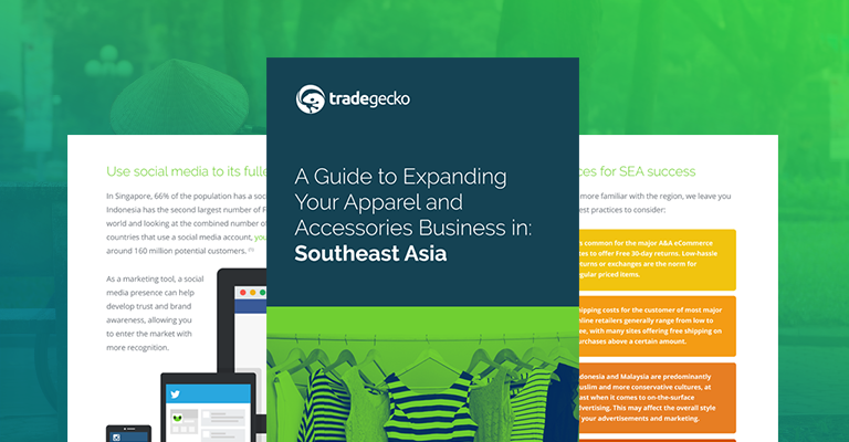 Expanding your eCommerce business in SEA - eBook