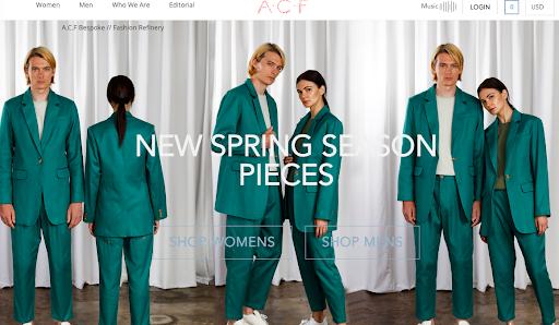 ACF Clothing