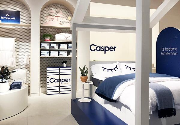 Casper Sleep Shop 1