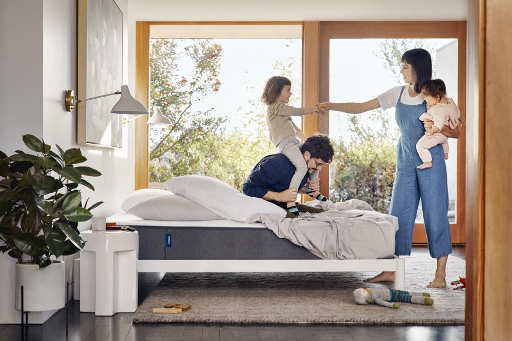 Casper mattress lifestyle