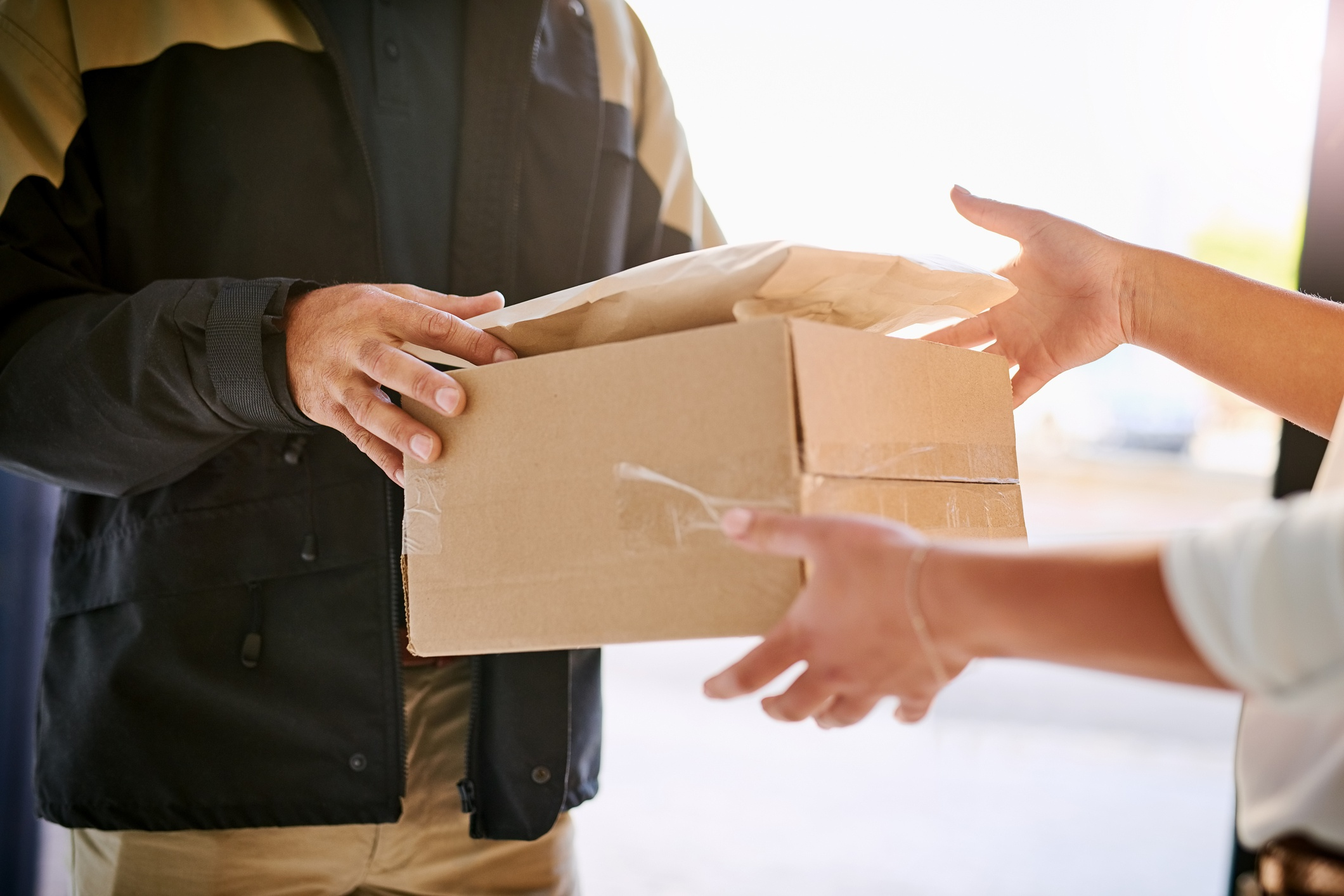 Delivering Free Shipping