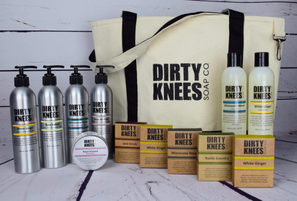 Dirty Knees Soap Co. Products