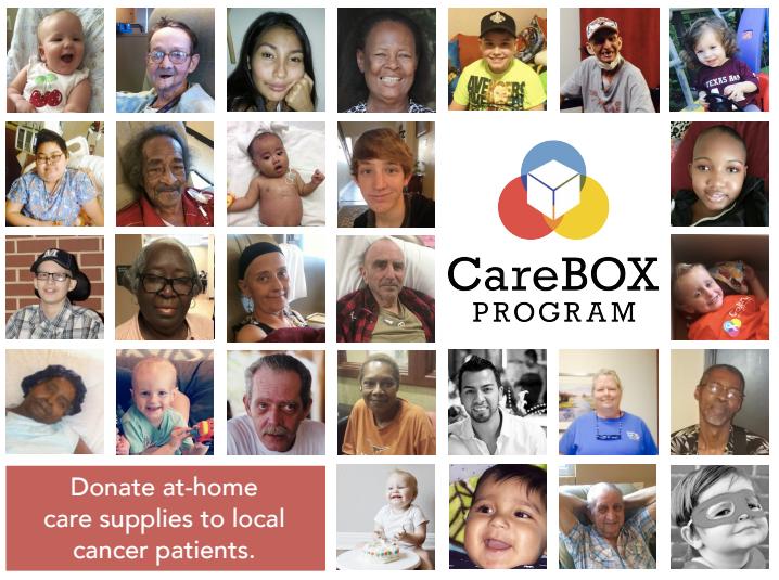 Carebox Program + TradeGecko