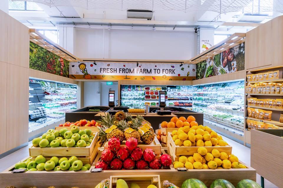 Habitat-grocery