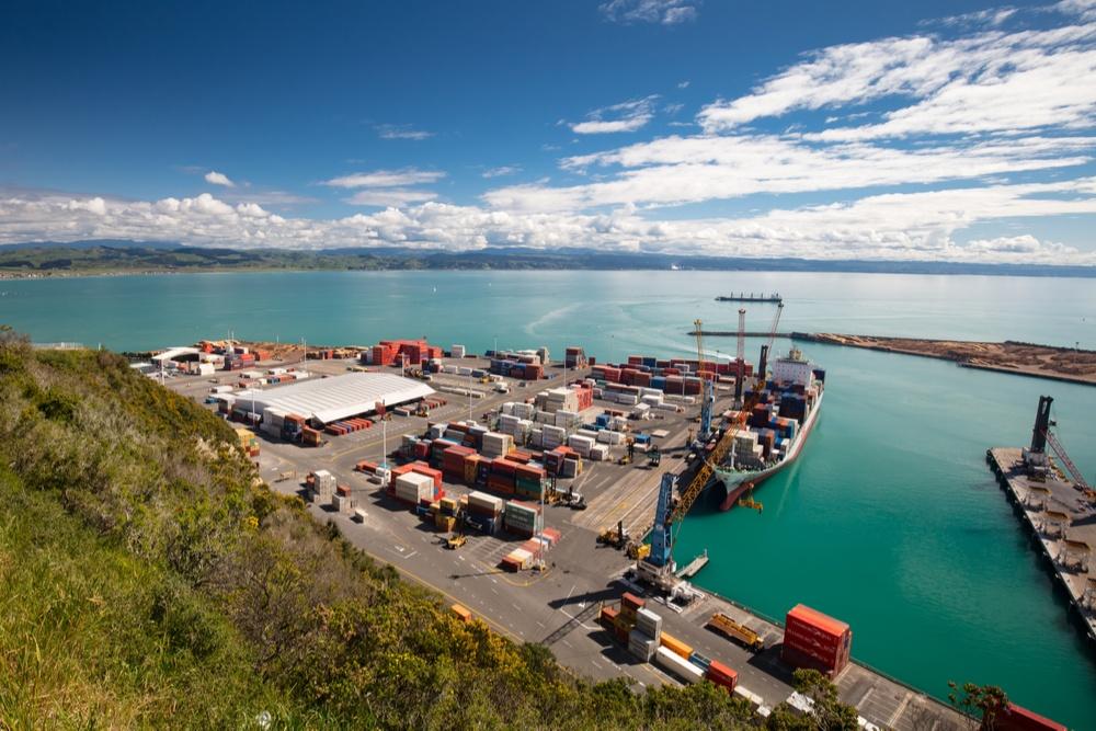 New Zealand Logistics