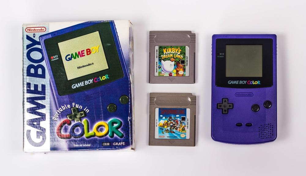 Nintendo Game Boy product bundle
