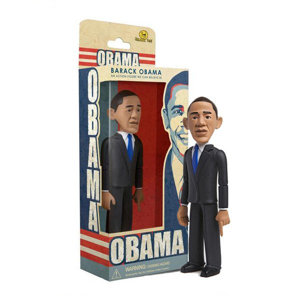 Obama Action Figure: FCTRY