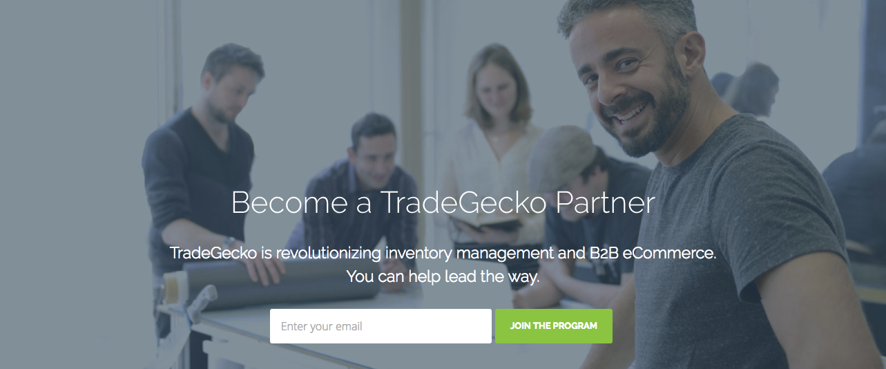 TradeGecko Partner Program