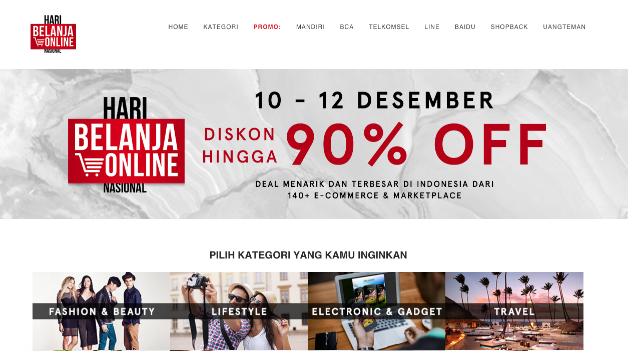 Inside Indonesia's massive eCommerce sales day: Harbolnas