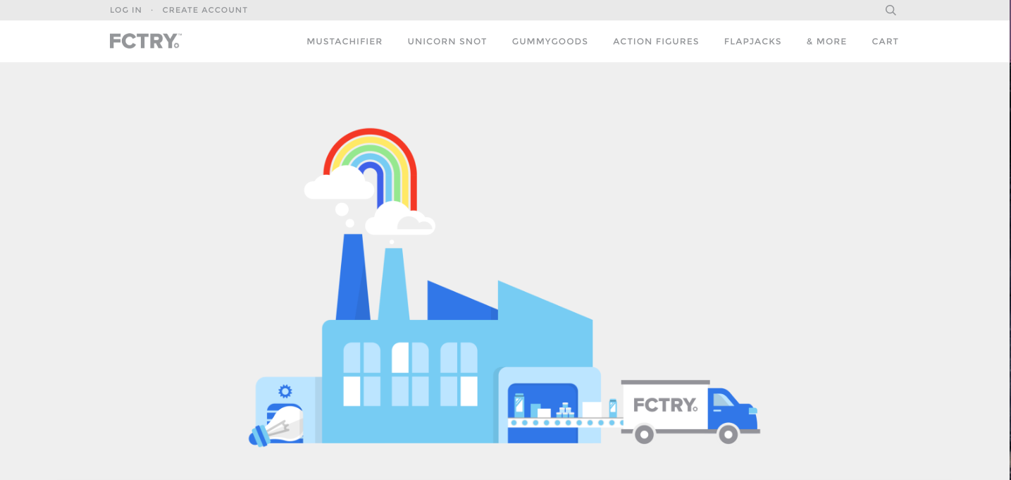 FCTRY: where art, product and eCommerce come together