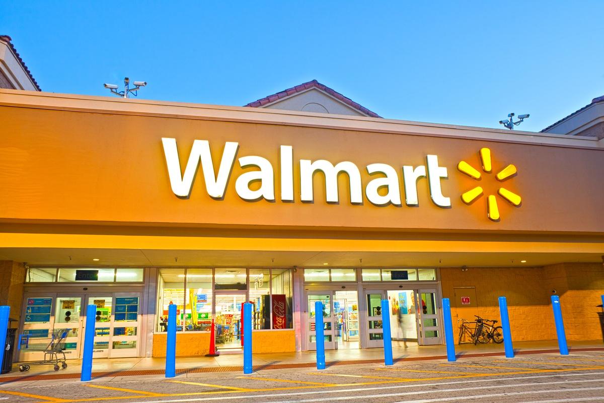 Walmart inventory