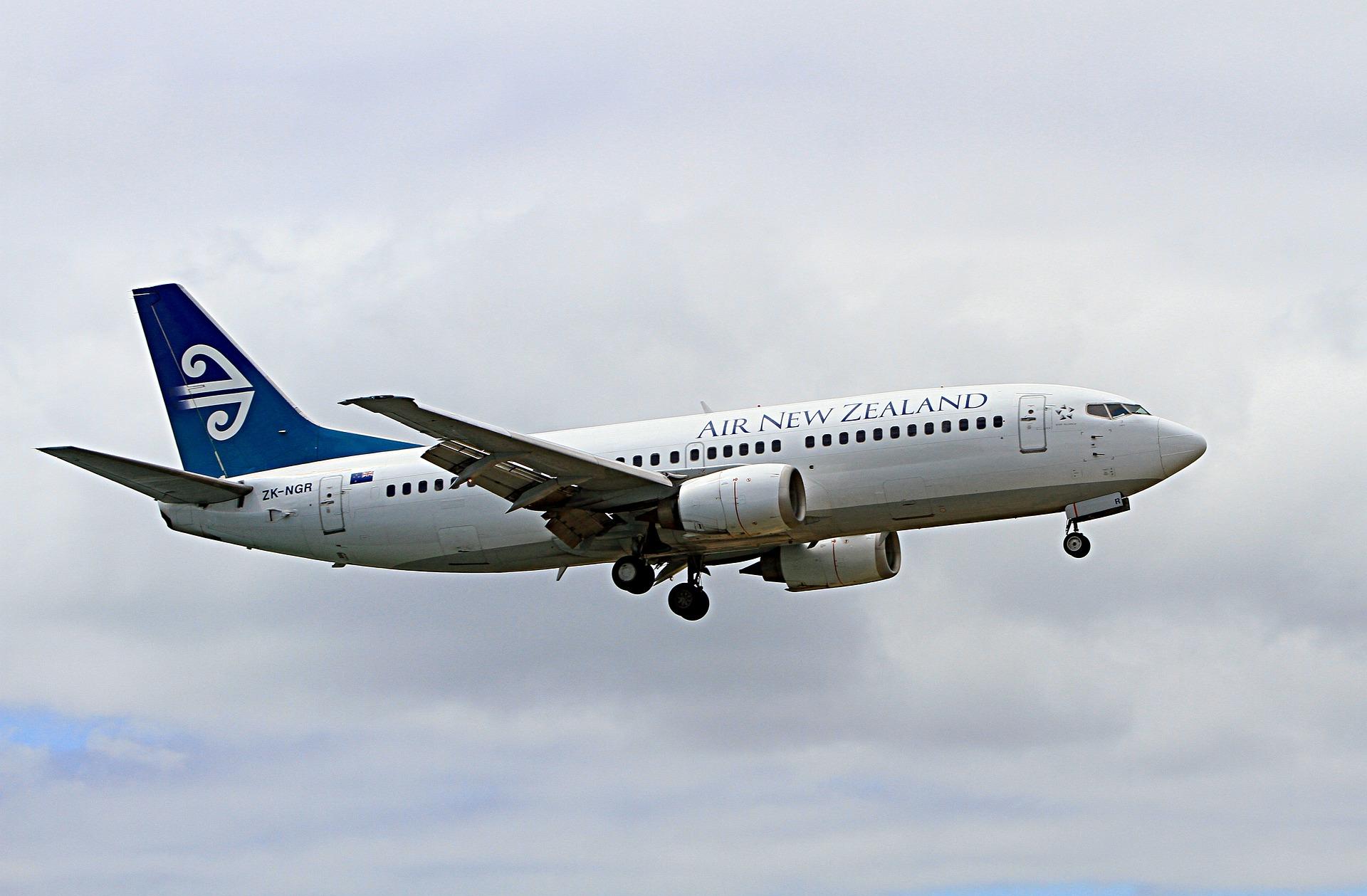 Air New Zealand Brand