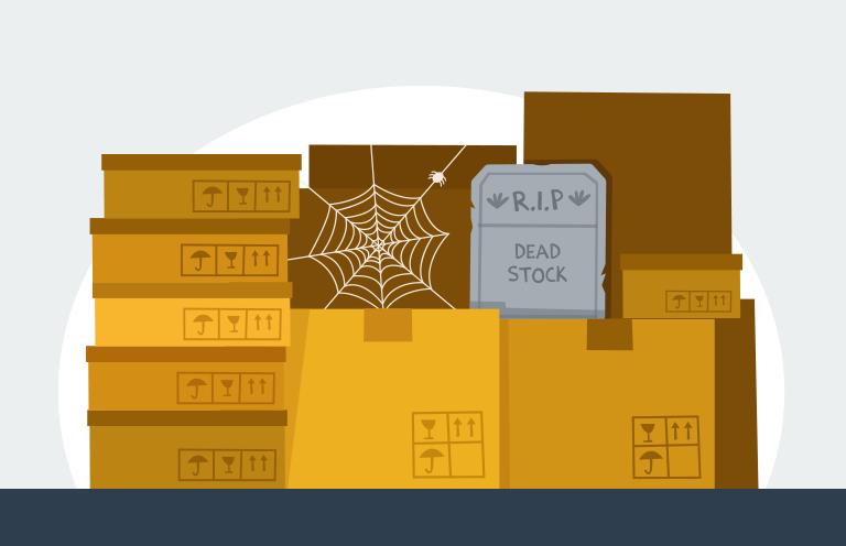 Como se livrar do estoque antigo em uma loja de presentes