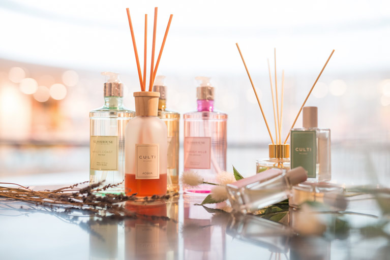 Innova Diffusers Candles