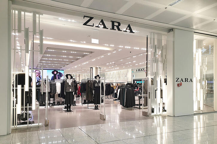 Zara Supply Chain Analysis The Secret Behind Zara S Retail Success