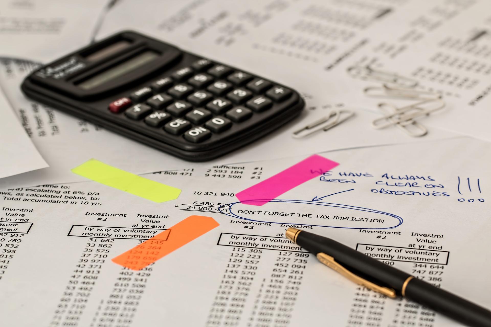 Inventory valuation methods