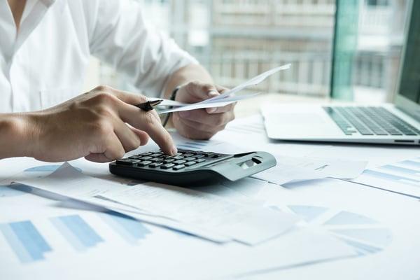 calculator_paper_tax