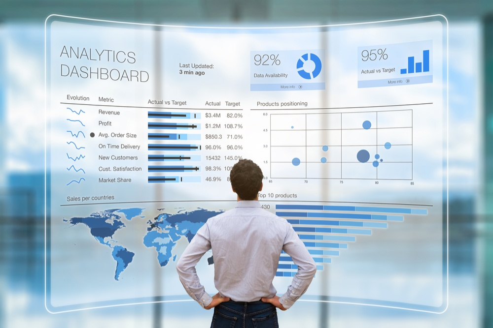 data driven or data informed approach