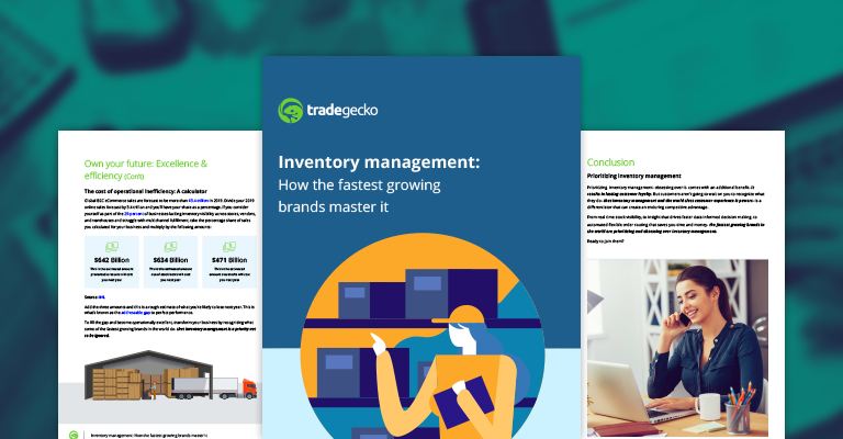 Inventory management: How the fastest growing brands master it