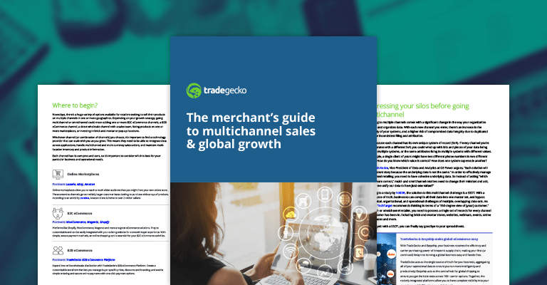 The merchant's guide to multichannel sales & global growth