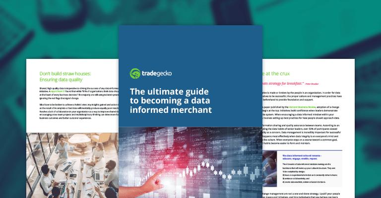 data informed merchant ebook