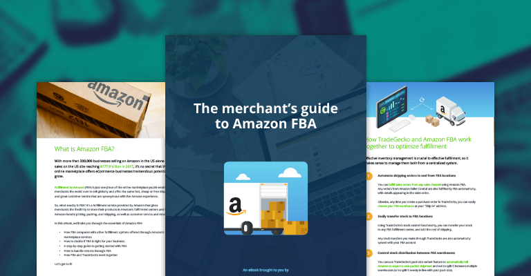 The merchant's guide to Amazon FBA