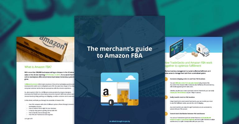 The merchant's guide to Amazon FBA