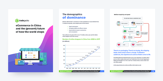 Preview pages from eCommerce in Asia and the (Present) Future of How the World Shops