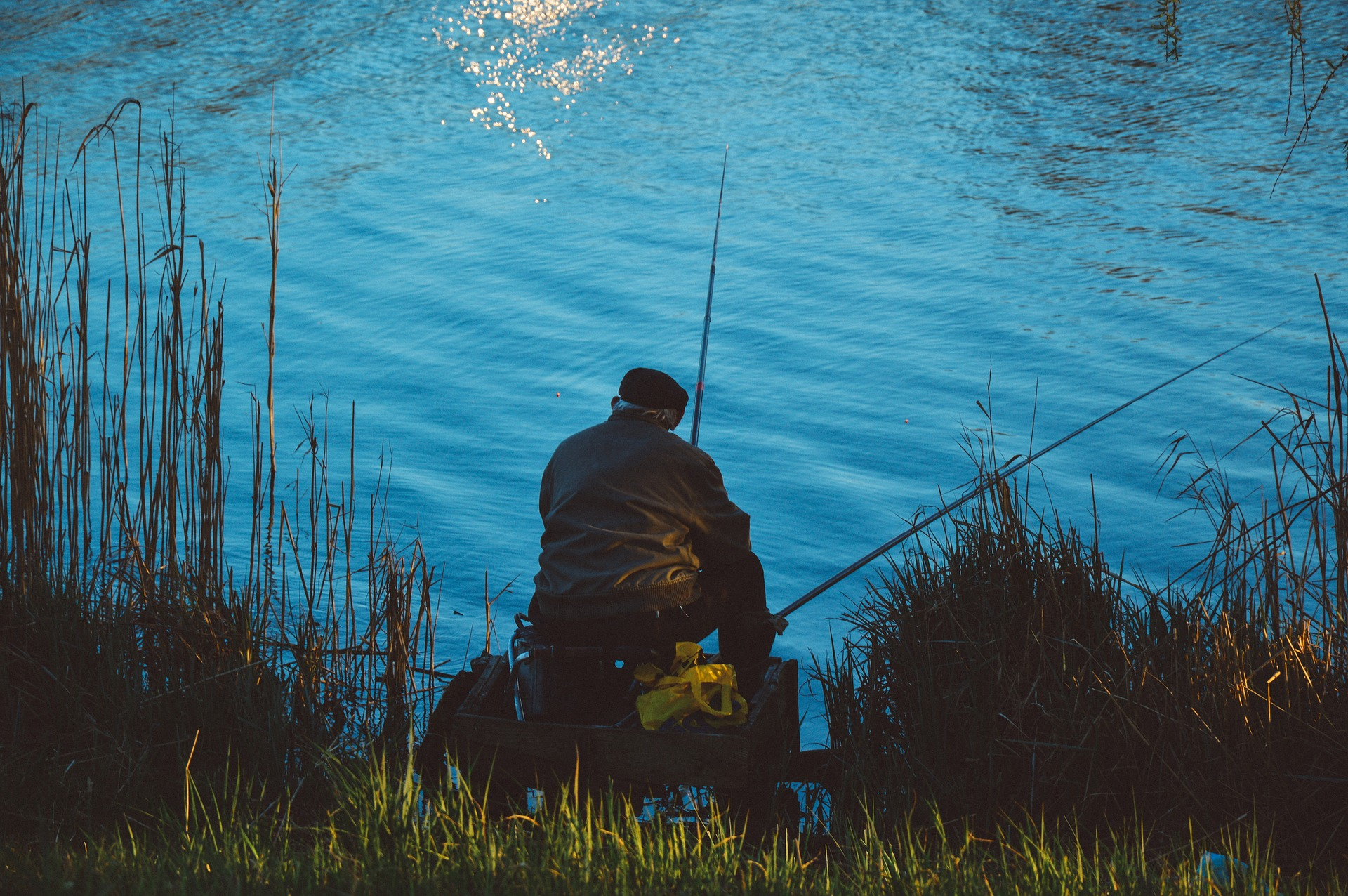 Fishing for retailers