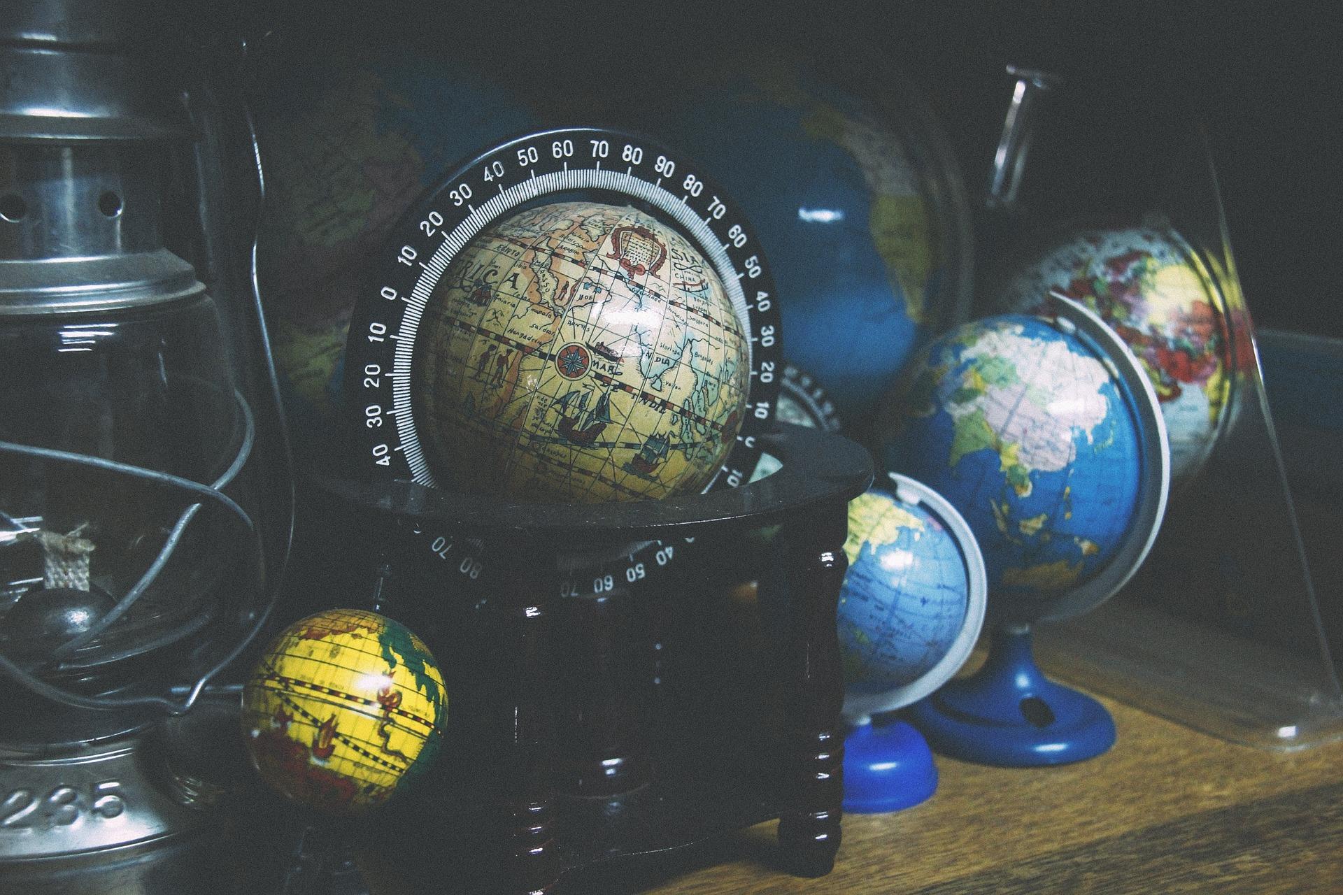 Selling global