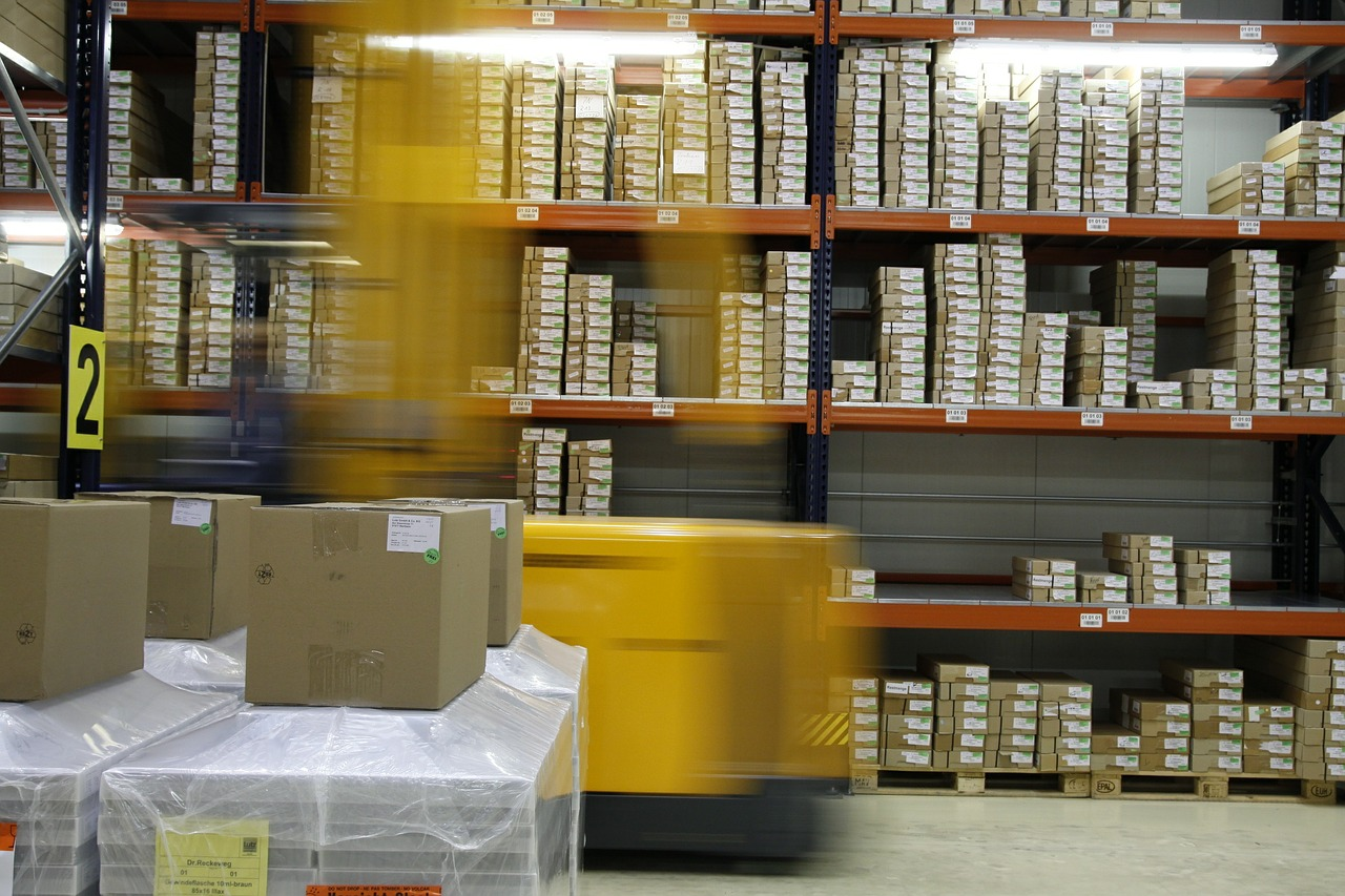 Consignment and warehousing