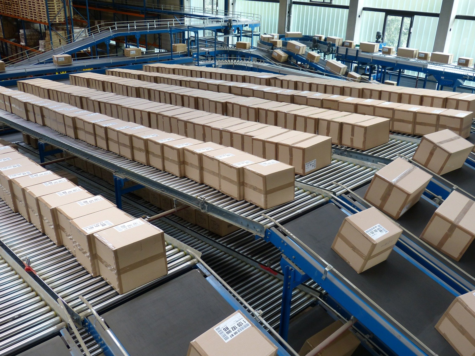 Logistics fulfillment