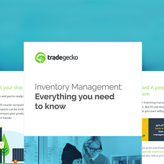 Inventory Management: Everything You Need To Know