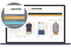 b2b ecommerce store illustration